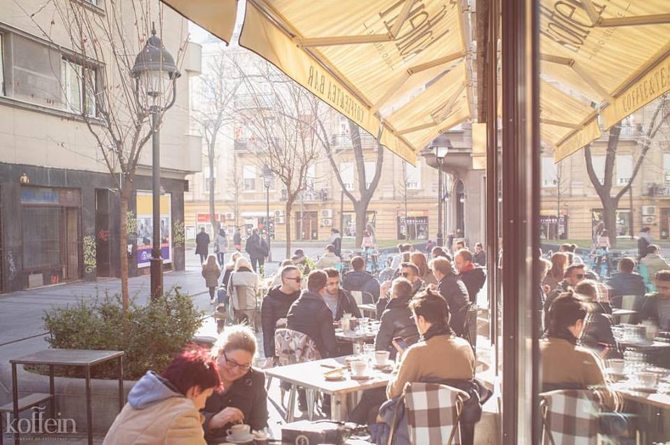 Koffein Belgrade