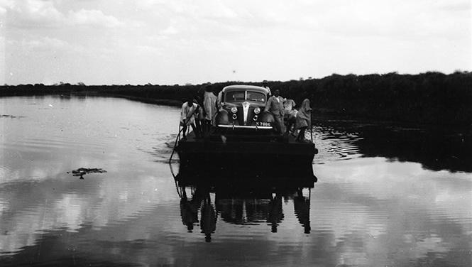 KENYA, TANZANIA AND UGANDA: 1937–1939 Photographs by Koloman Trčka