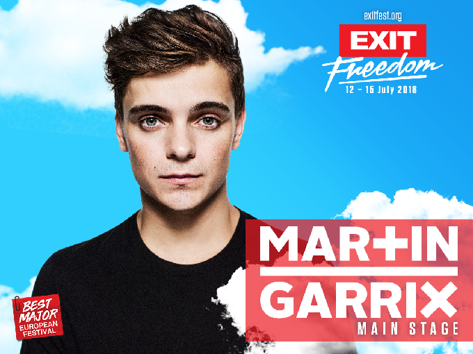 Martin Garrix Joins David Guetta for the Historic Closing of EXIT Festival!
