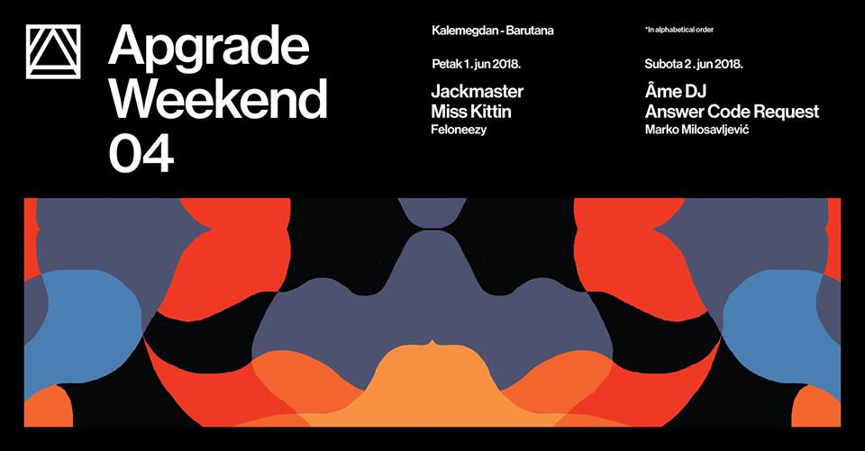 Apgrade Weekend at Kalemegdan Fortress