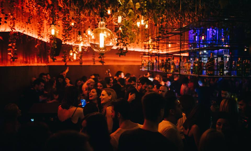 Consider, bar bikini club event night photo