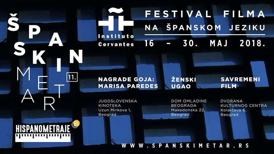 SPANISH METER 2018 – FILM FESTIVAL IN SPANISH LANGUAGE