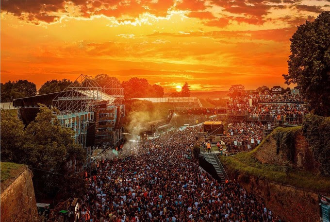 On its 18th edition EXIT celebrated the Best Major European festival title with 200.000 visitors!