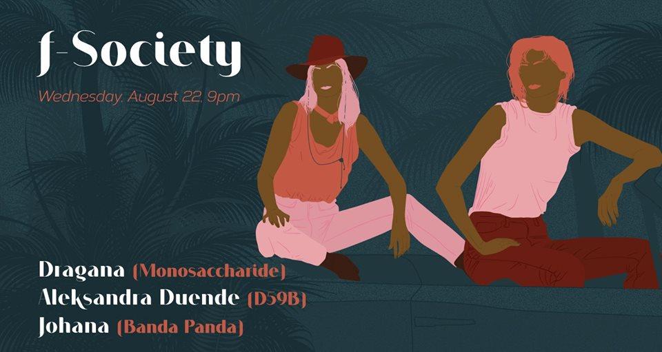 Weekend Clubbing Guide: F Society Club & Radio Slave & More