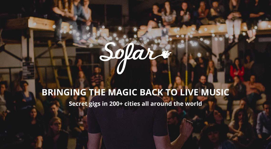 Sofar Sounds Belgrade: Secret Gigs in Belgrade