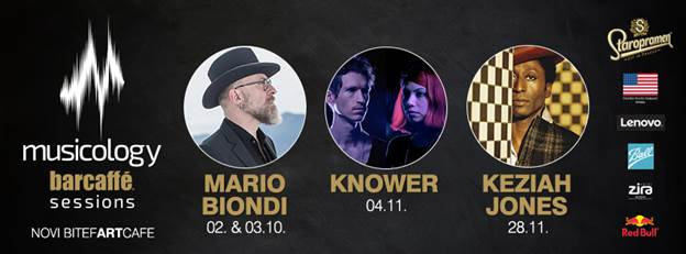 The third Mario Biondi concert announced in Belgrade!