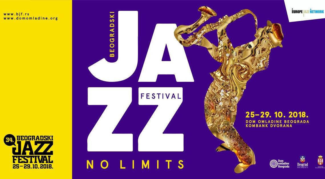 "34th Belgrade Jazz Festival ""No Limits"""