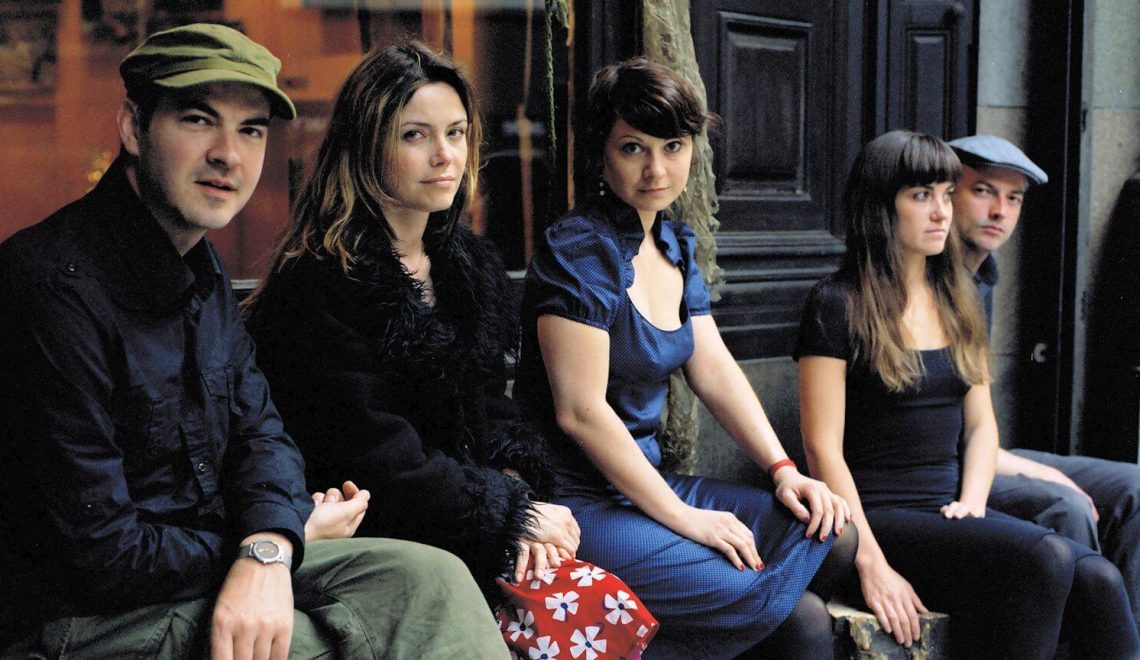 Nouvelle Vague to Play in Hangar Luka Beograd