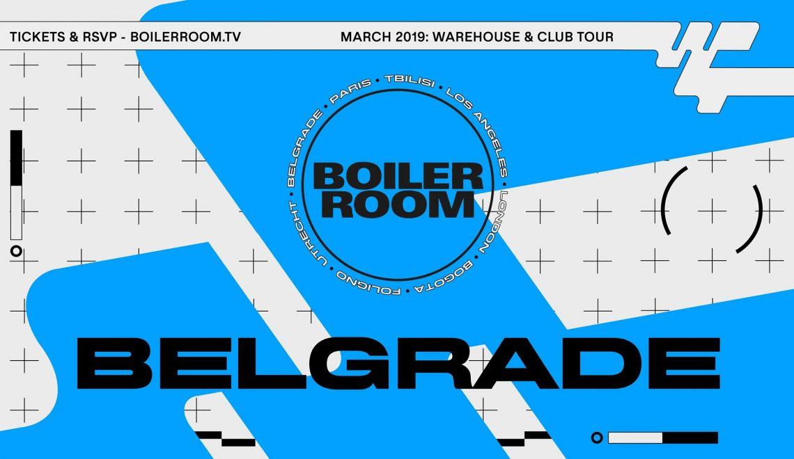 Boiler Room Belgrade: Drugstore
