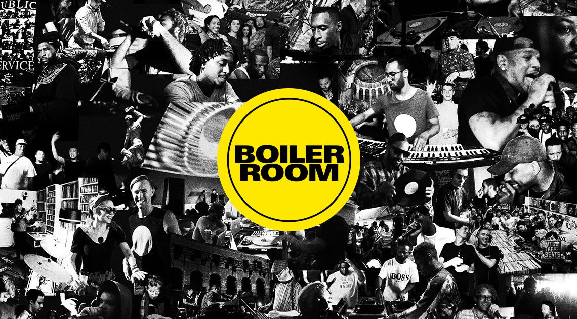Weekend Clubbing Guide: Boiler Room, Apgrade & More