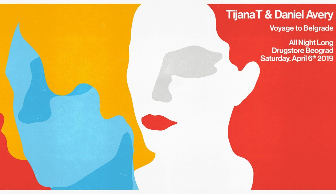 Tijana T & Daniel Avery to Play in Drugstore