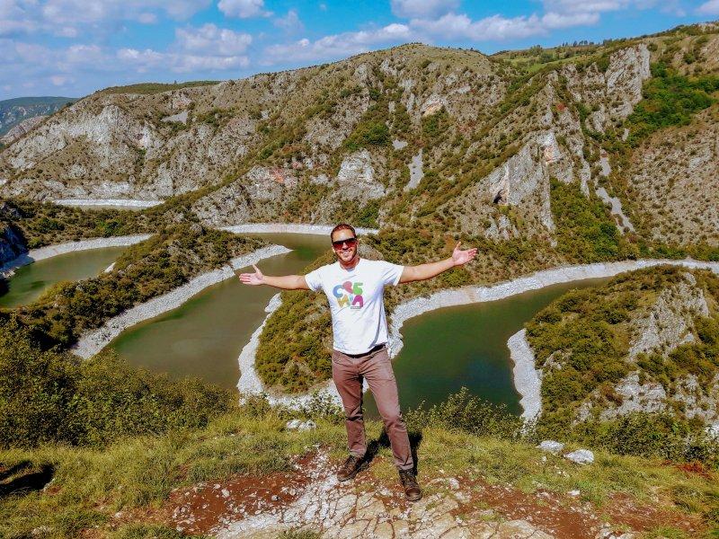 Meet a local: Thiago Ferreira