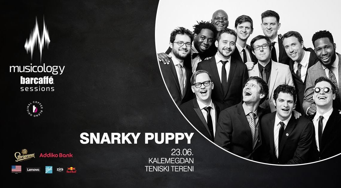 FAMOUS FUSION JAZZ COLLECTIVE SNARKY PUPPY TO PLAY IN BELGRADE