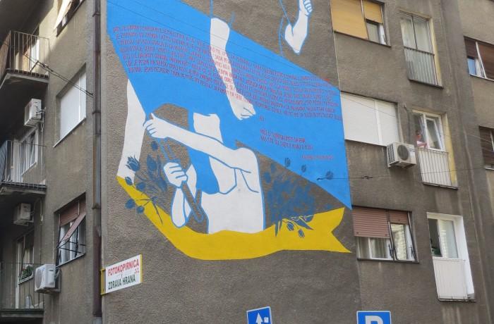 mural beograd