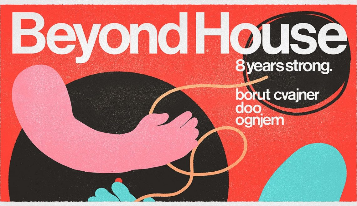 Weekend Clubbing Guide: Beyond House, Acid Pauli, Zadig, Vibes, YES and more