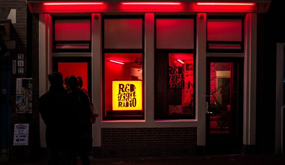 Red Light Radio is back in Belgrade for Apgrade Festival