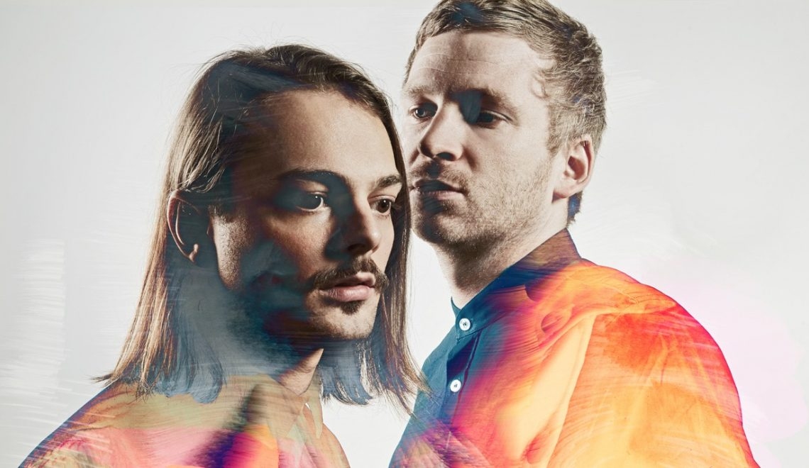 Kiasmos to Perform on Apgrade party!