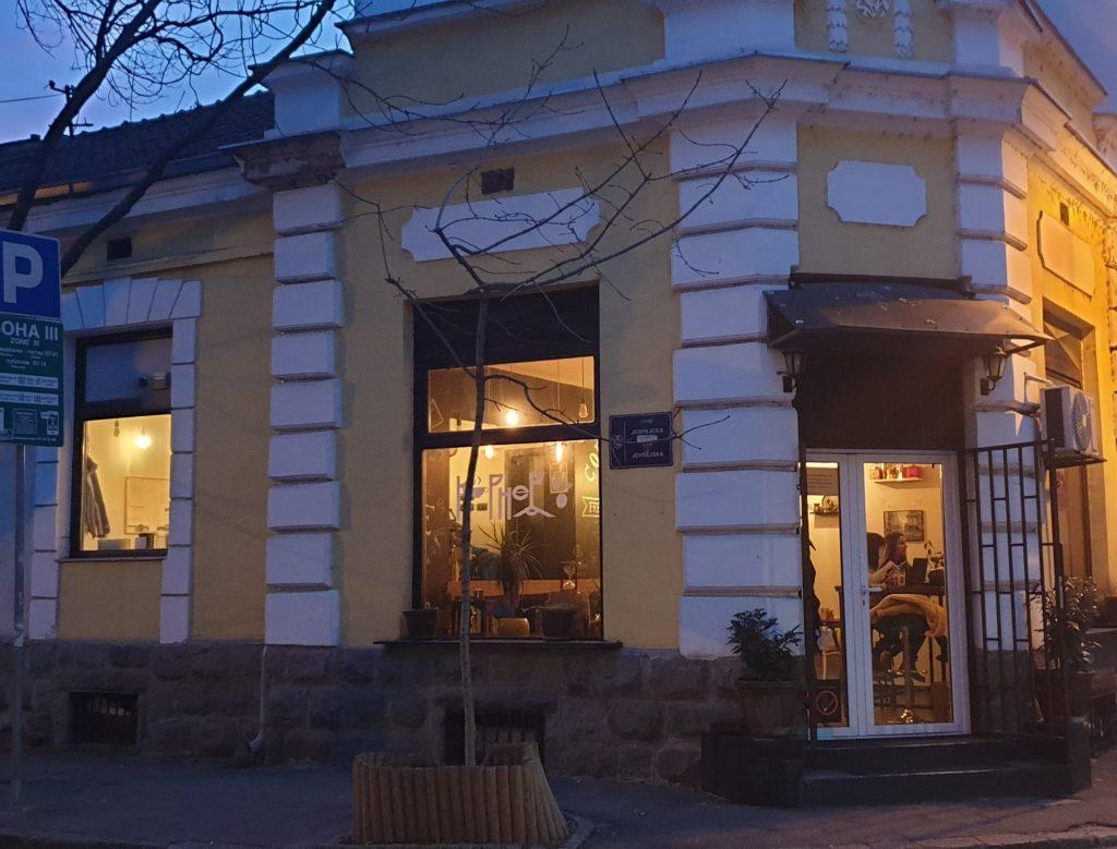 korner coffee shop dorcol