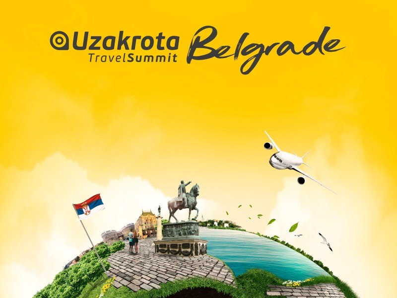 600 Tourism Leaders will meet at Uzakrota Balkan Travel Summit in Belgrade!