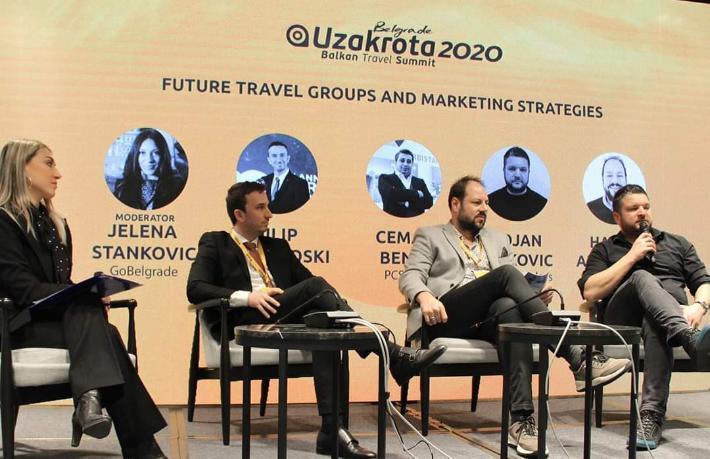Uzakrota Travel Summit has created a business volume of 1 billion dollars