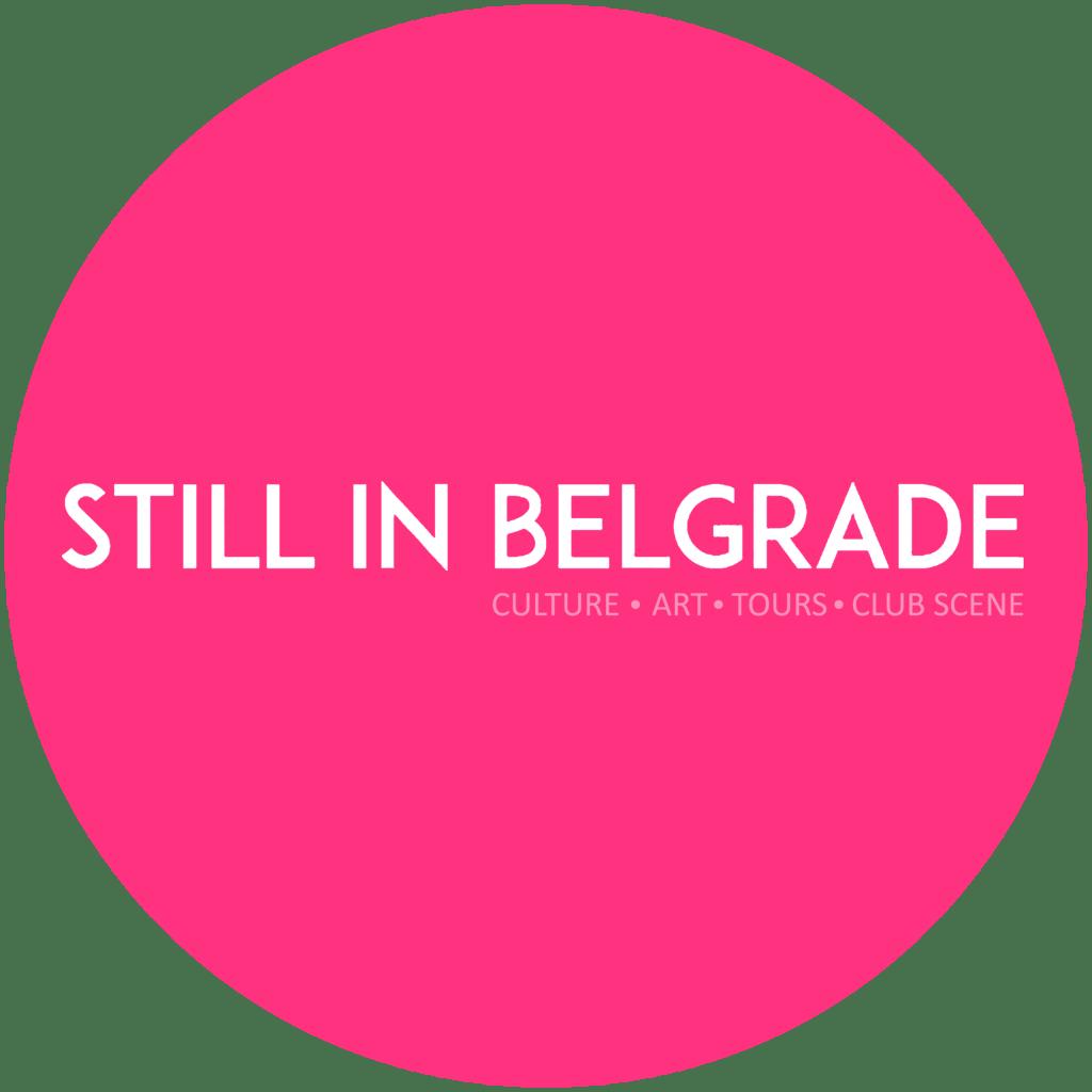 still in belgrade logo