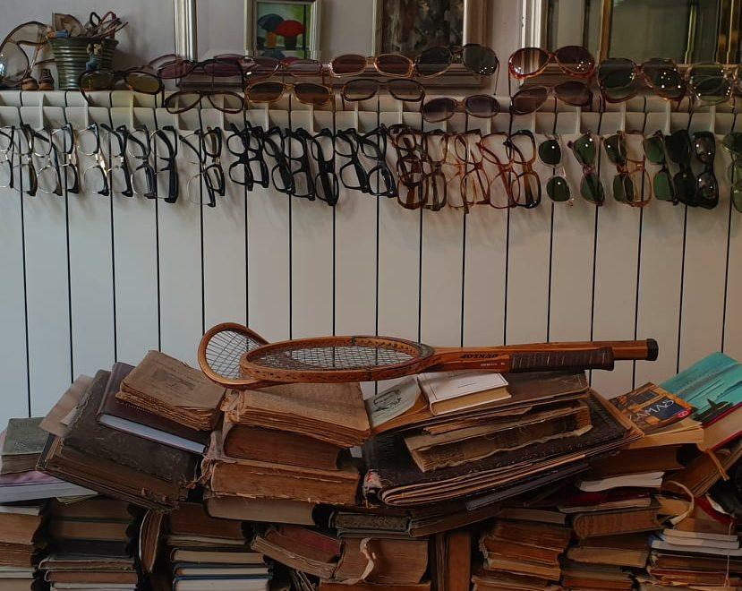 vintage shops belgrade