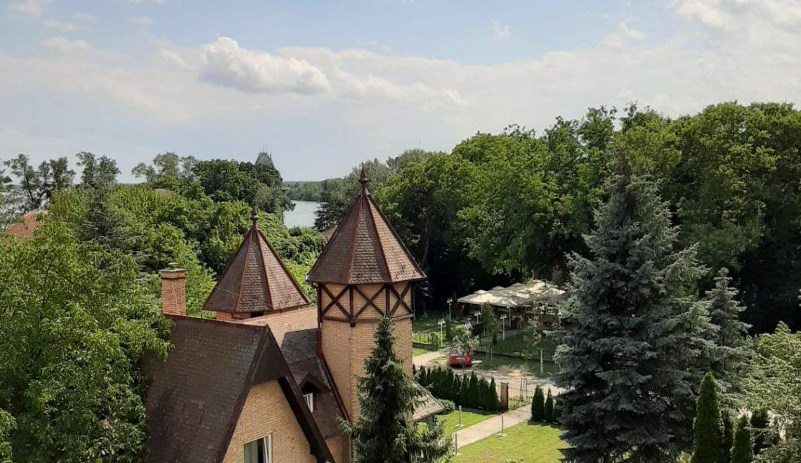 A trip outside Belgrade-Palic Lake