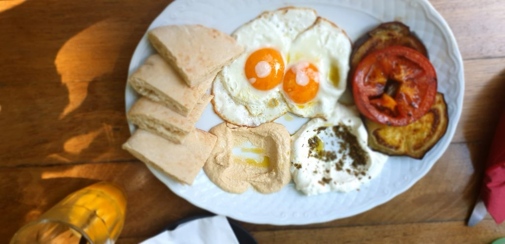 oriental breakfast Belgrade