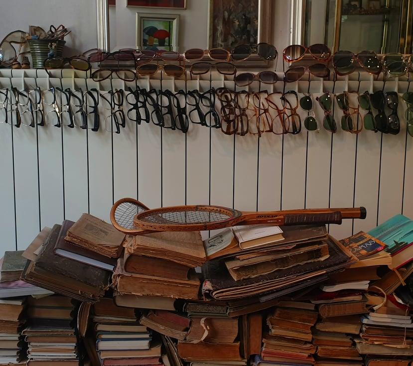 vintage shop in belgrade