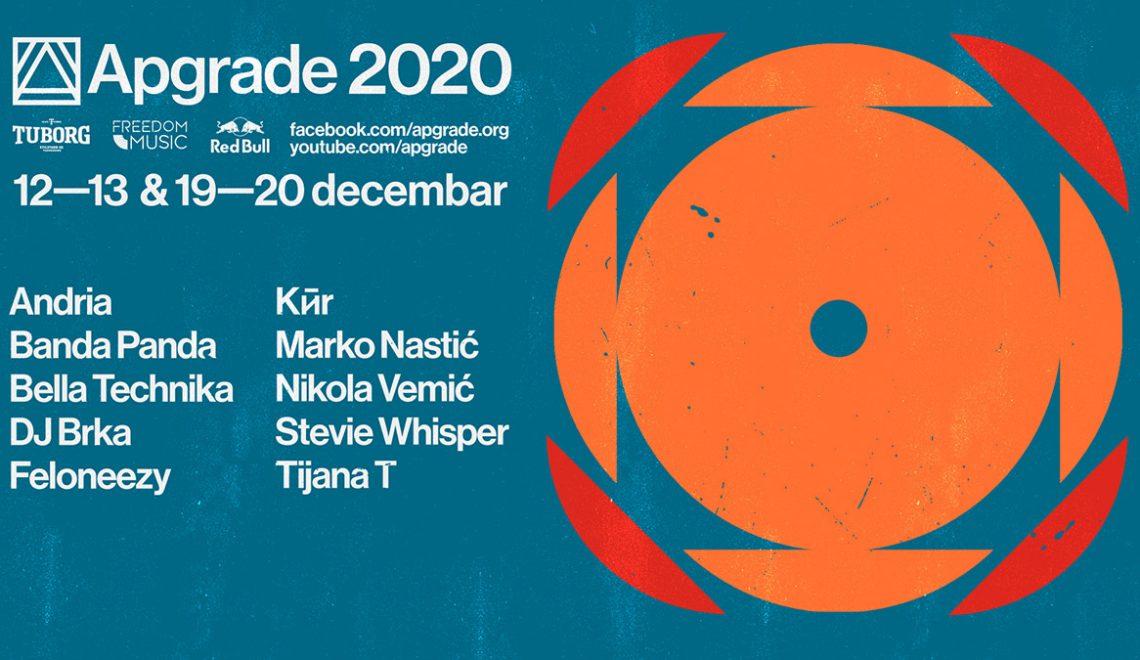 Apgrade Online Event 2020